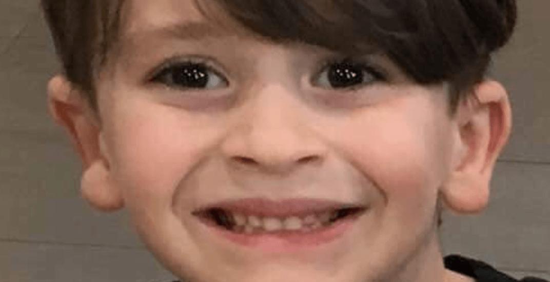 Amber Alert still on for missing 6-year-old boy in Quebec