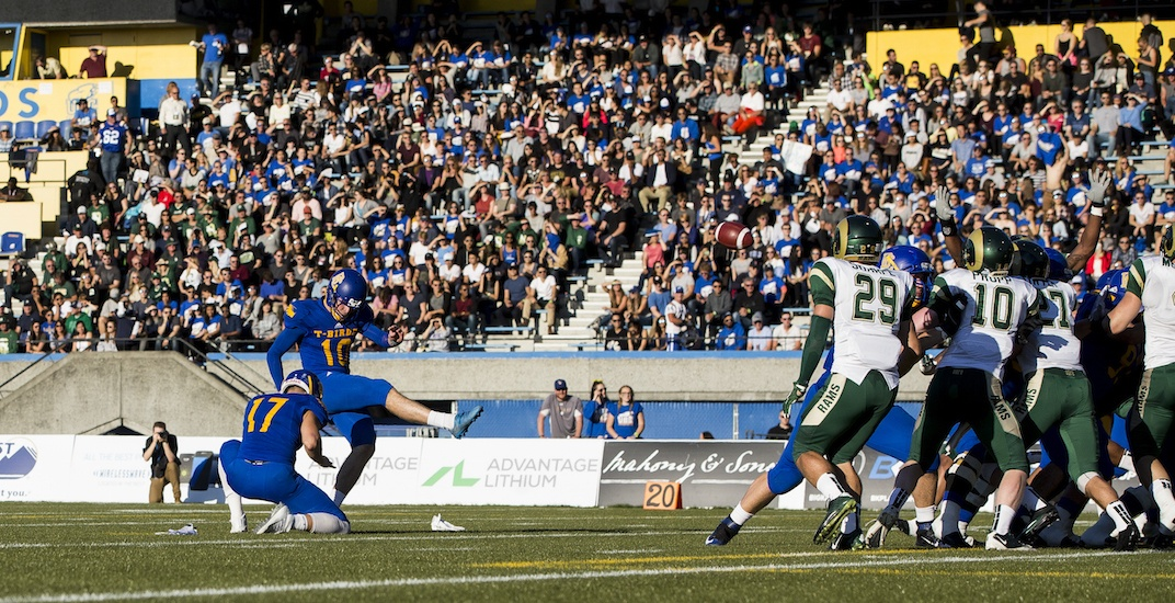 Over 10,000 students expected to attend UBC Homecoming Game