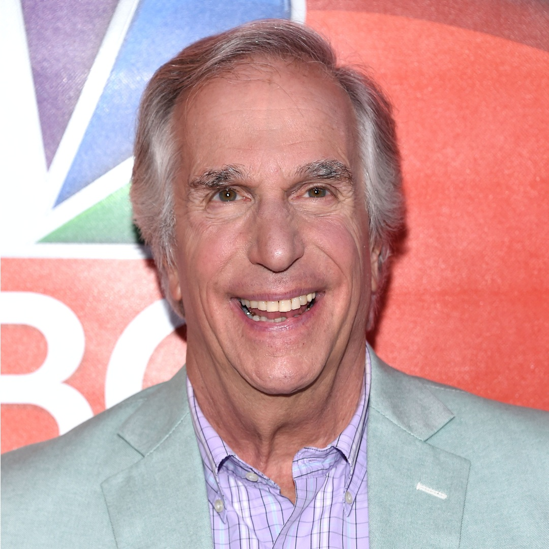 "Henry Winkler arrives to the ""Better Late Than Never"" Premiere Press Screening on July 18, 2016 in Hollywood, CA (DFree/Shutterstock)"