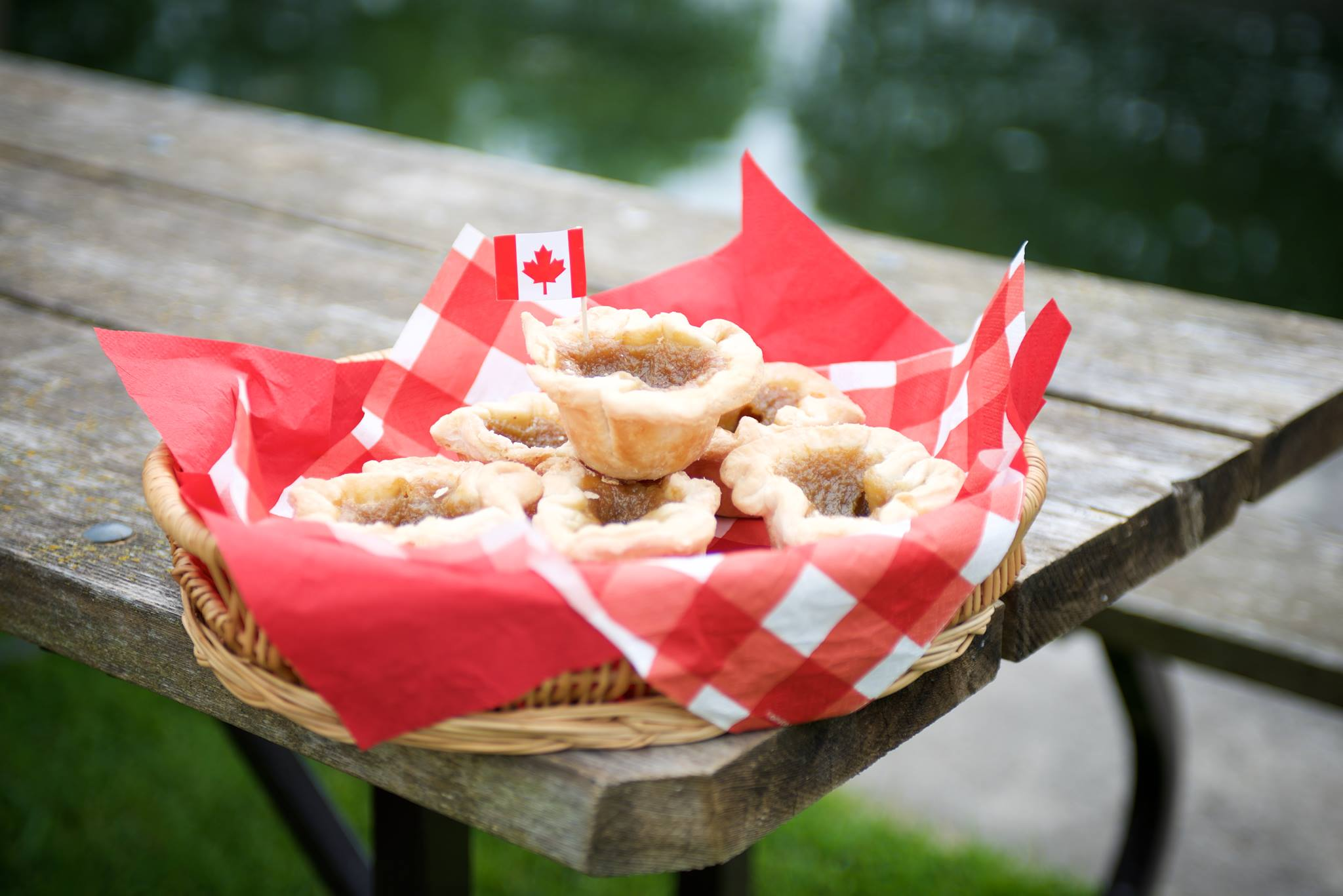 Butter Tart Tour taste off food events