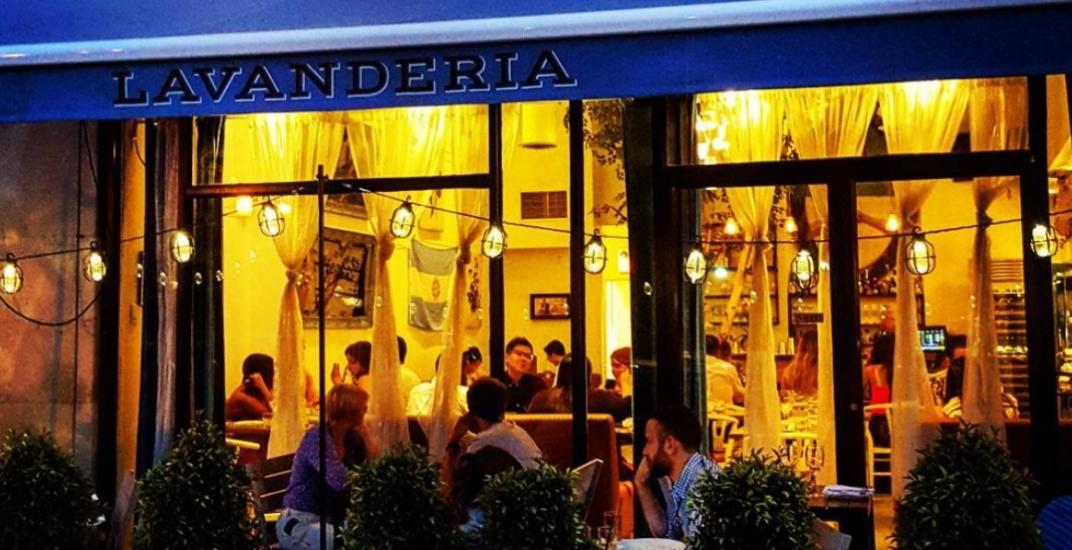 Antonio Park beefing up vegan options for the reopening of Lavanderia