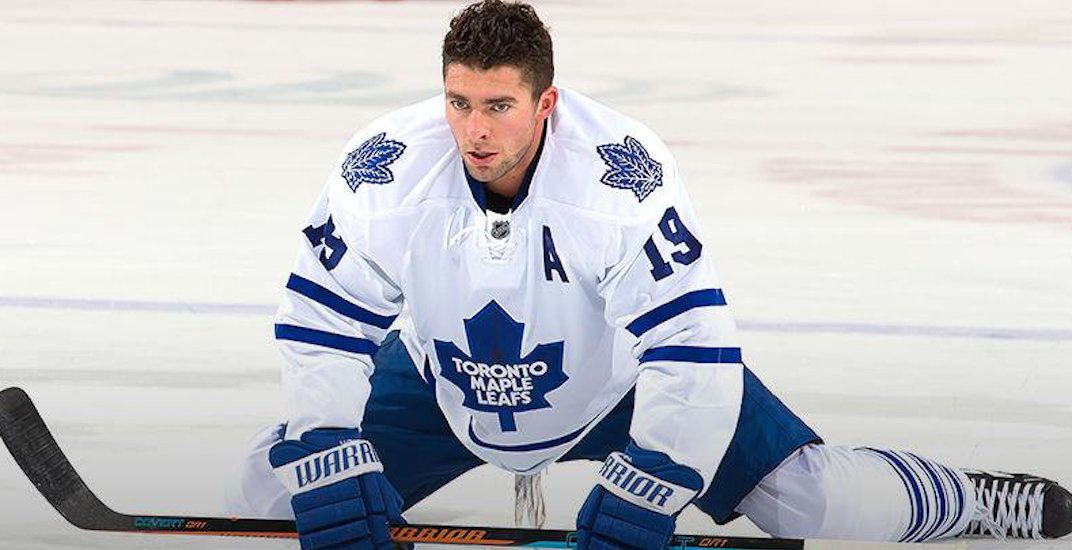 Joffrey Lupul makes Instagram comment accusing Maple Leafs of cheating