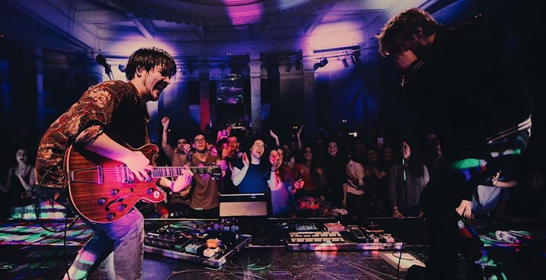 Milky Chance is coming to Montreal this winter