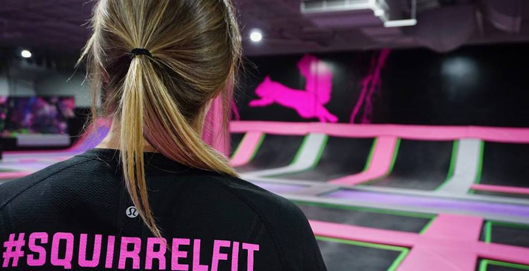 This trampoline dodgeball tournament could land you Flames tickets