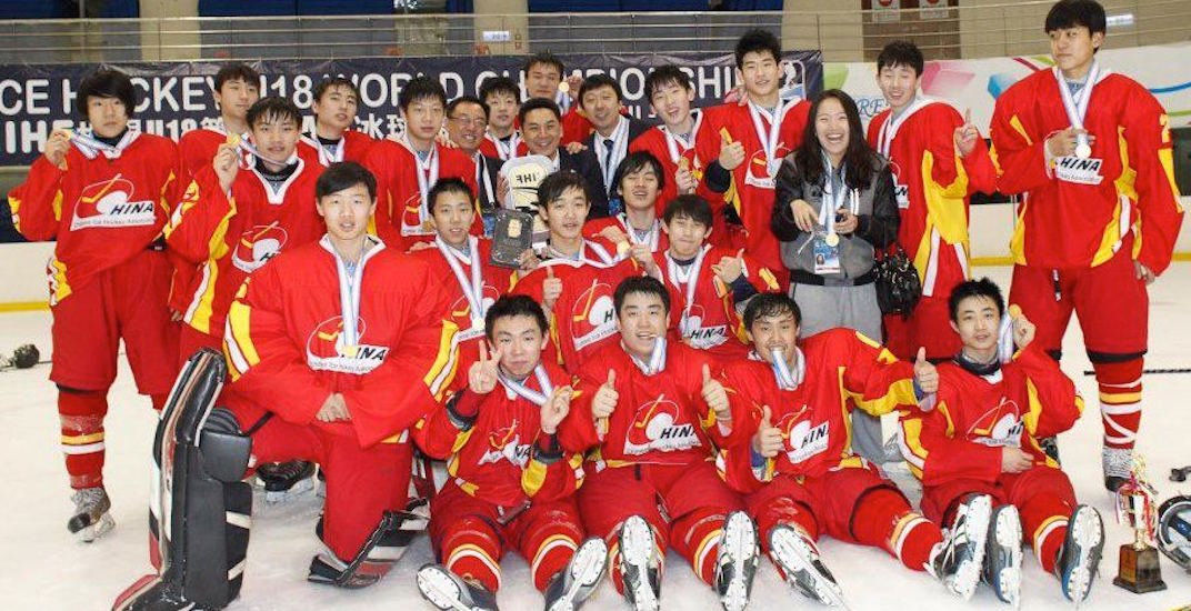 Canucks sign Chinese national team goaltender