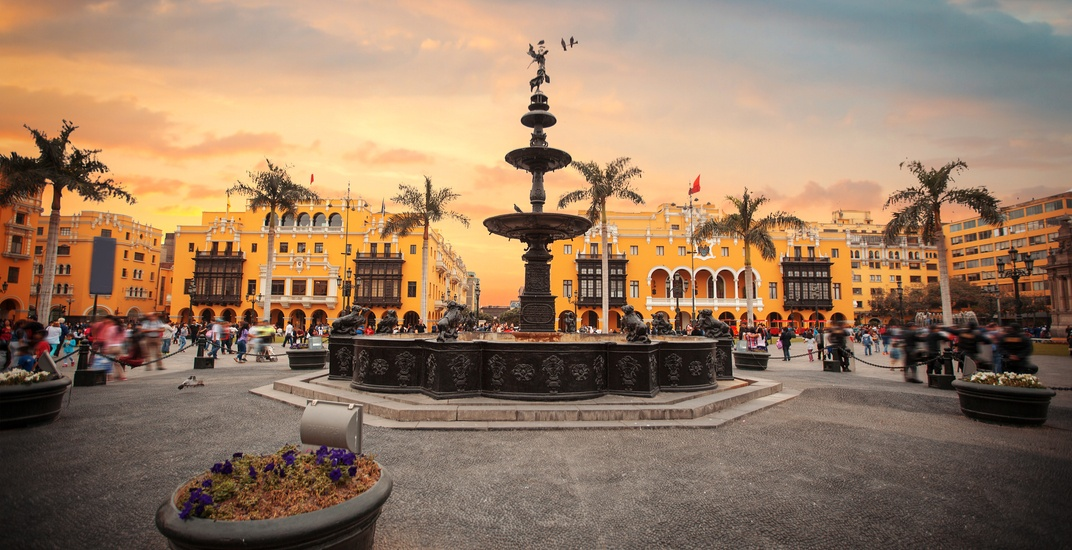 You can fly from Montreal to Peru for under $500 roundtrip