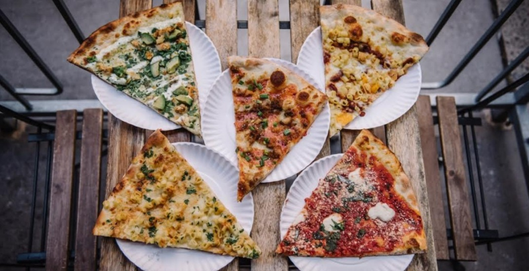 50+ Montreal pizzerias participating in La Pizza Week this October