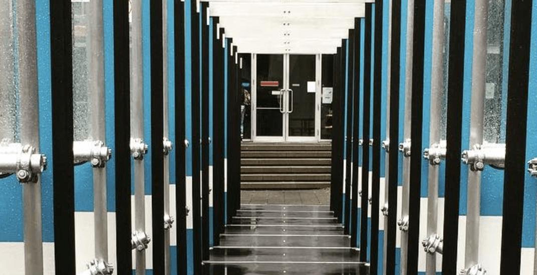 New Montreal art installation lets you walk through endless Metro doors (PHOTOS)