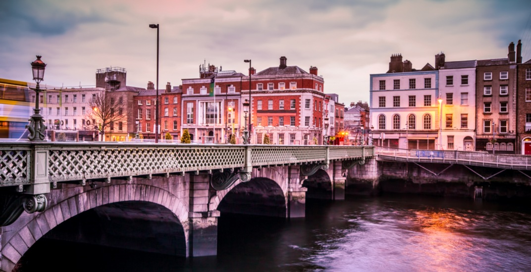 You can fly from Calgary to Dublin, Ireland for $427 for St. Patrick's Day