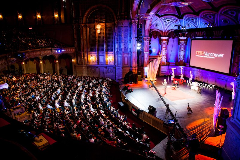 TEDxVancouver just announced its first round of speakers and performers