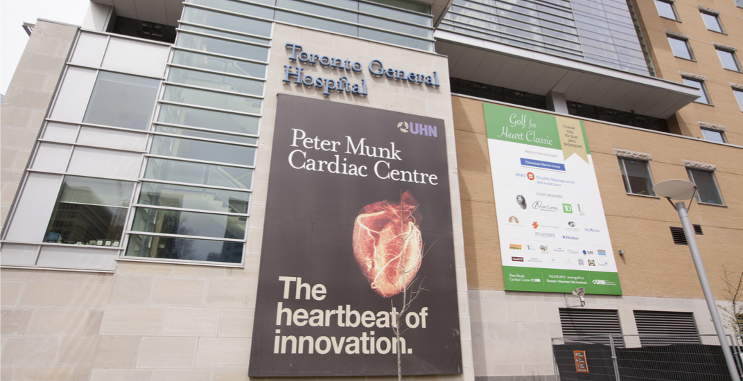 Toronto cardiac centre receives largest ever donation given to a Canadian hospital