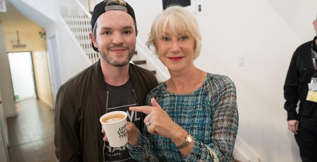Brian mirrin latte