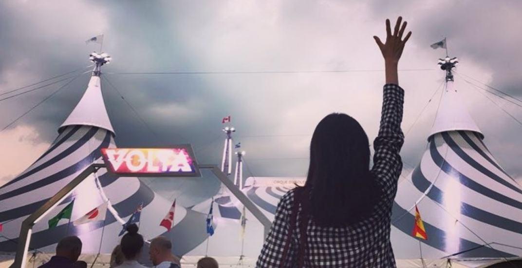 15 photos of Cirque de Soleil's VOLTA that will make you want to go
