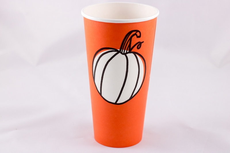 Starbucks fall Cups 2017