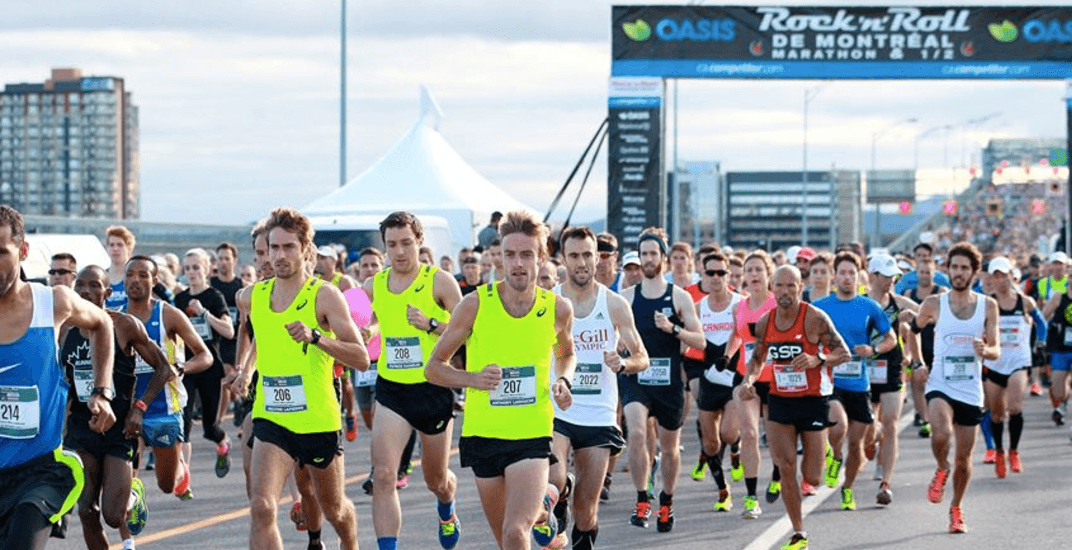 It's going to be so hot in Montreal this weekend they cancelled a marathon