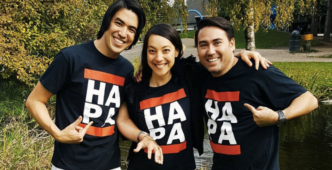 The FREE Hapa-palooza will celebrate mixed heritage this weekend