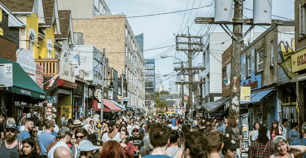 Kensington Market Pedestrian Sundays are back for the summer