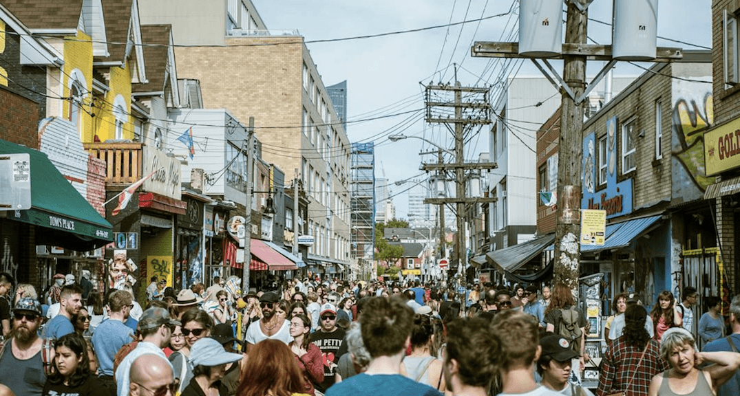 Kensington Market's Pedestrian Sundays returns this weekend