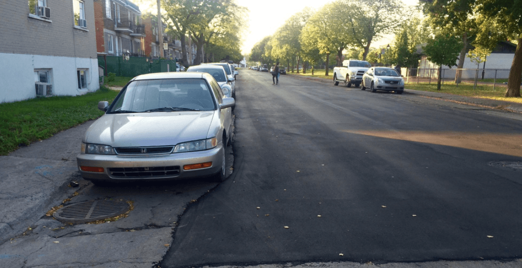 Montreal construction workers struggle to get paving right once again