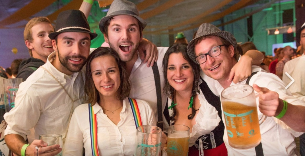 Where to celebrate Oktoberfest in Montreal