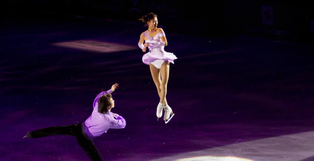 Montreal will host the 2020 world figure skating championships