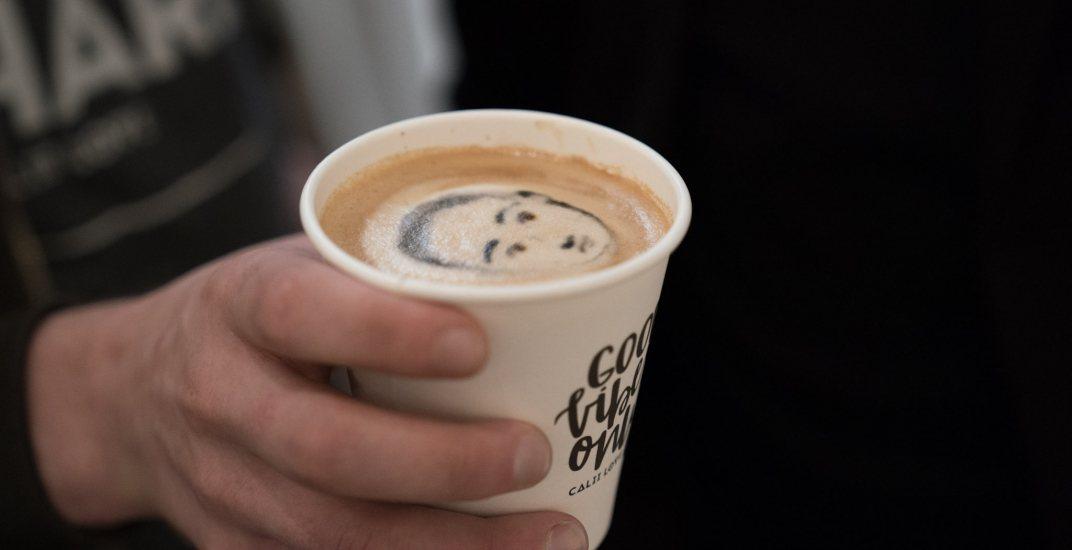 Calii love latte