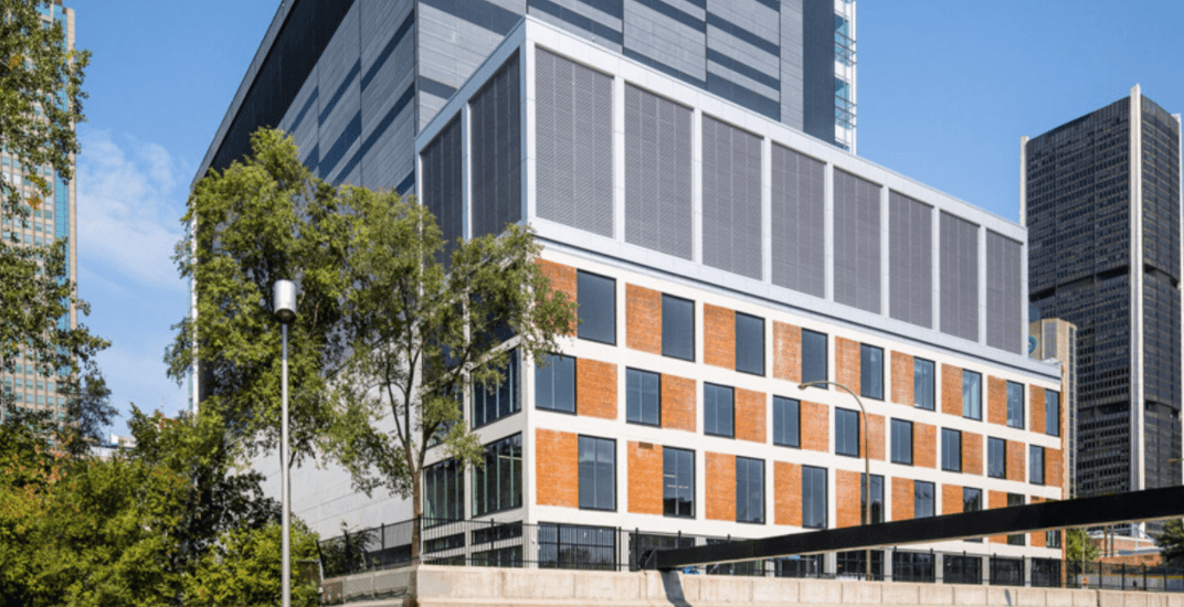 A brand new $70 million data centre has opened in downtown Montreal