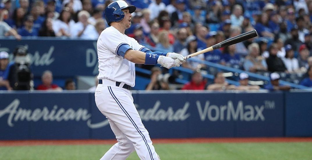 Justin Smoak is still a sneaky-good first baseman