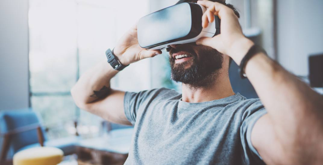 Learn how companies are using virtual reality at Hootsuite on September 28