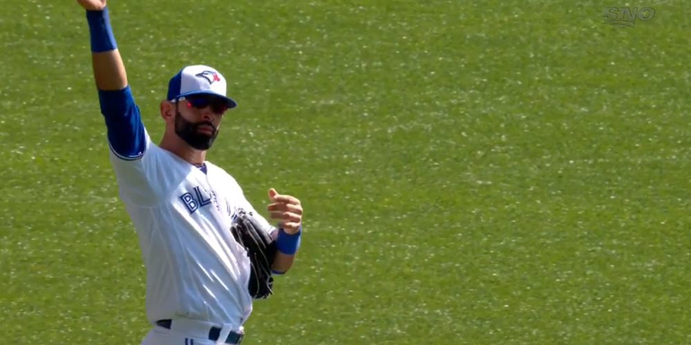 Blue Jays fans say goodbye to Bautista in last home game (PHOTOS, VIDEOS)