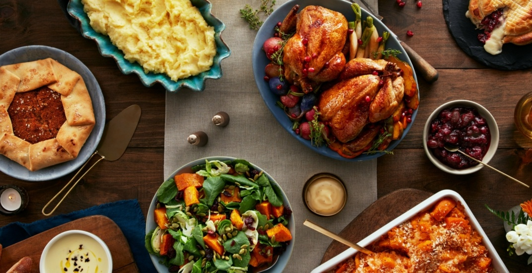 Where To Get Thanksgiving Dinner To Go In Toronto 2017
