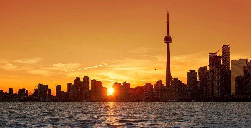 It's going to feel like 31°C in Toronto this week