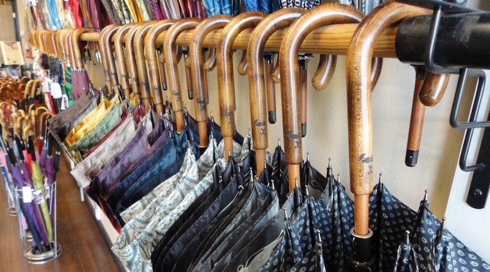 Vancouver's Umbrella Shop is closing its doors for good
