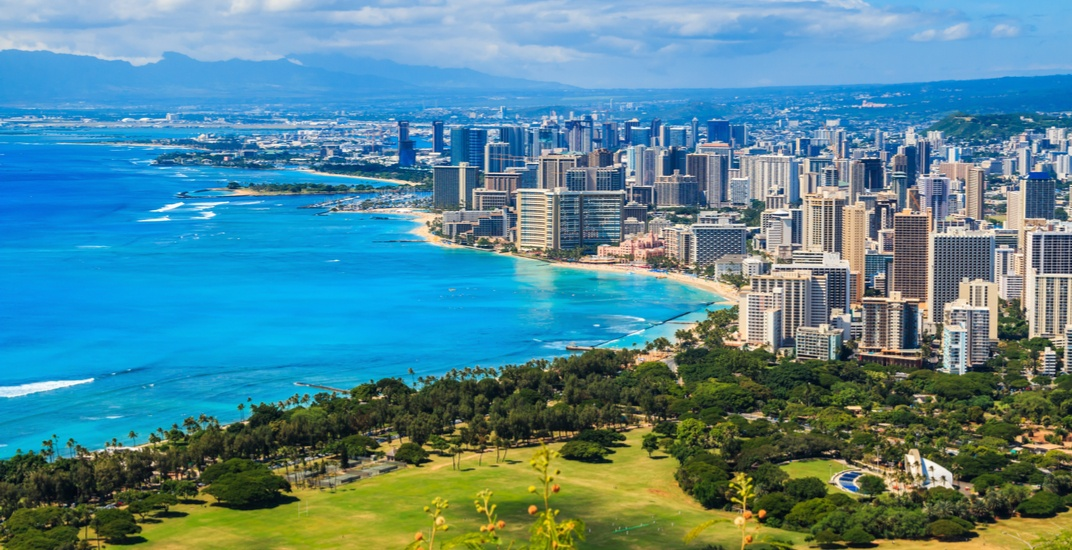 You can fly from Calgary to Hawaii for under $475 this winter