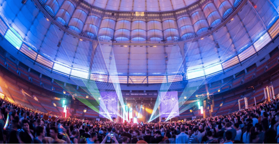 Contact Music Festival Vancouver 2018 lineup announced headlined by Skrillex and The Chainsmokers