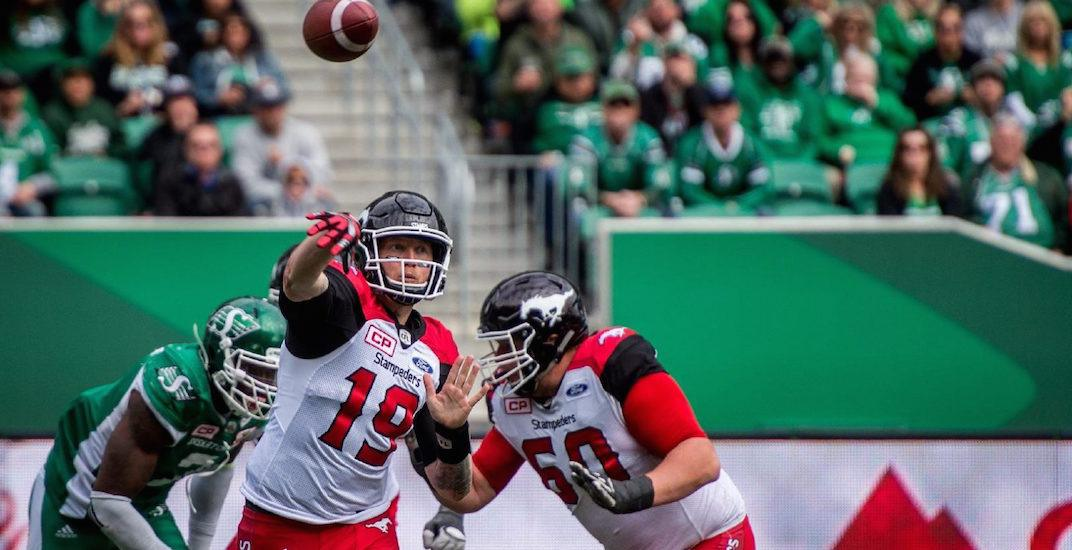 The Calgary Stampeders have already clinched a playoff berth