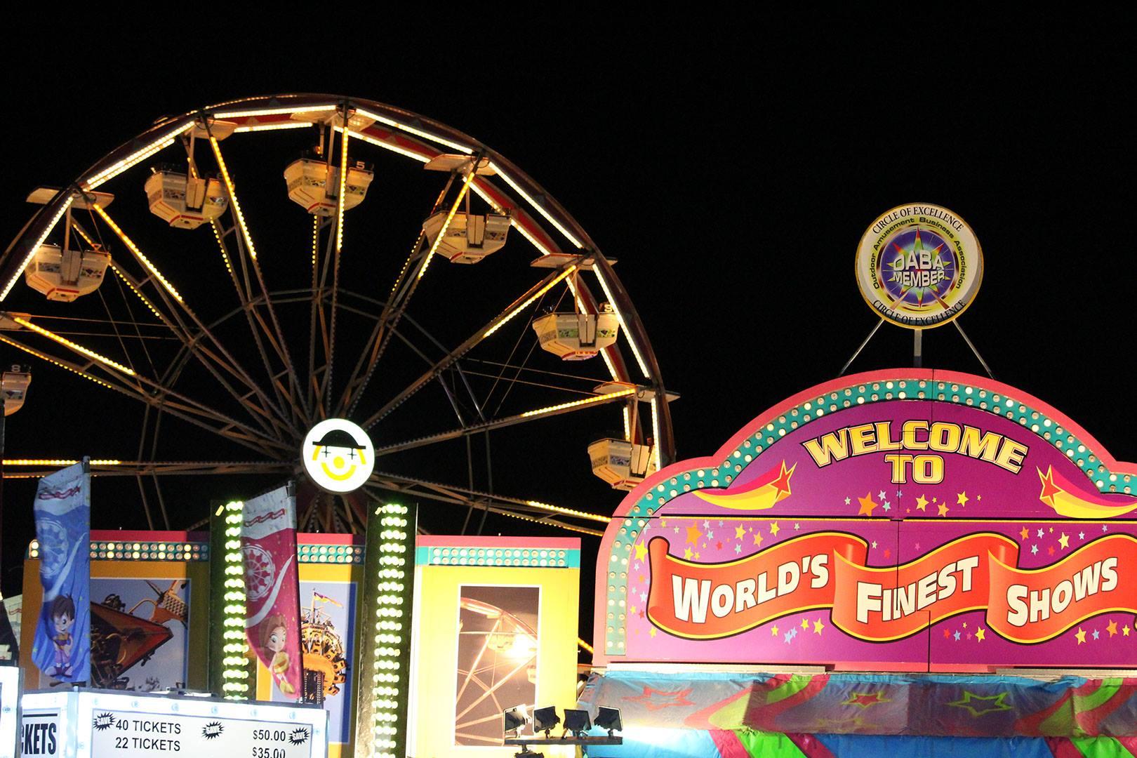 Markham Fair toronto food events