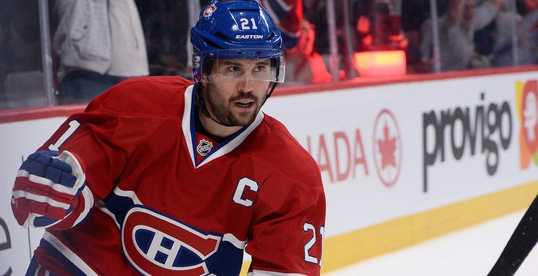 Report: Former Canadiens captain Brian Gionta likely to play in Olympics