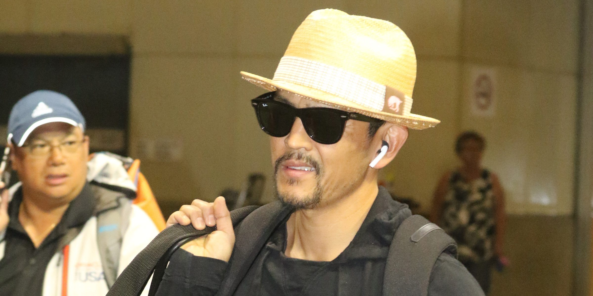 John Cho arrives in Vancouver to film The Exorcist season 2 (PHOTOS)