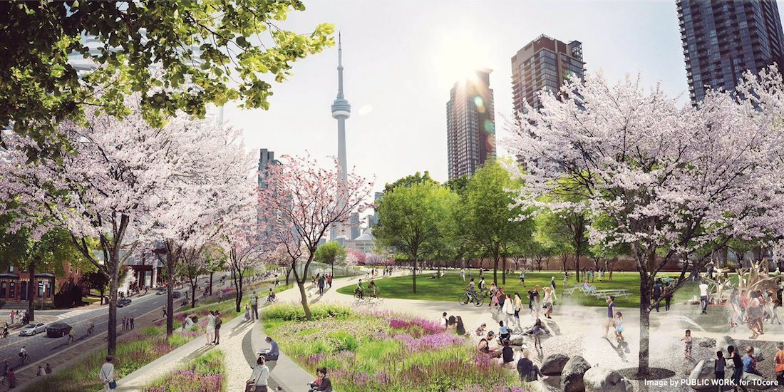 Proposed Rail Deck Park to cost Toronto close to $1.7 billion