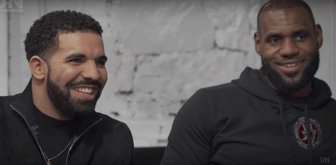 Drake, LeBron James, and Chris Bosh talk about their love for Toronto (VIDEO)