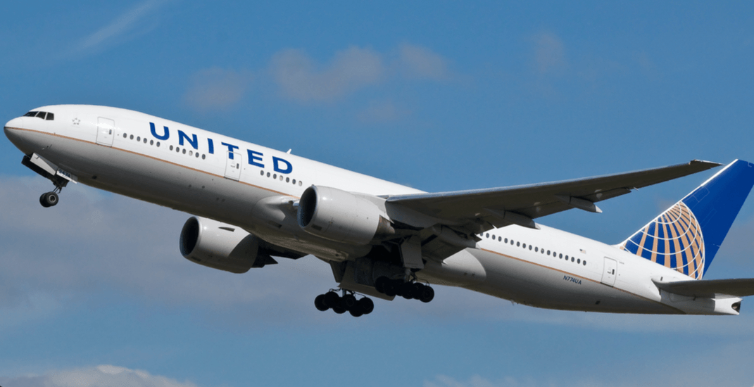 Man tweets about narrowly avoiding mid-air collision on flight from Vancouver