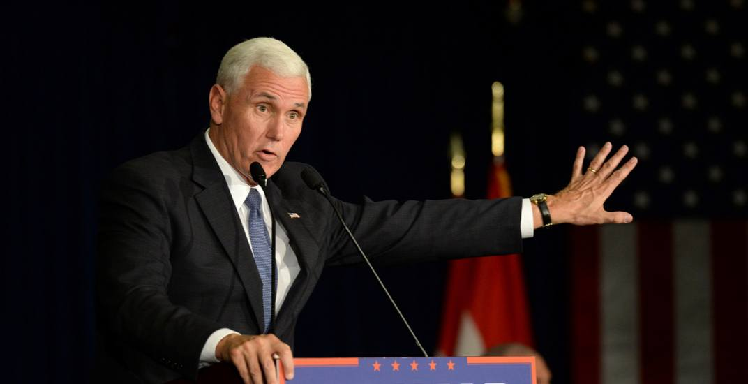 US Vice President Mike Pence criticizes 'failings' of Canadian health care