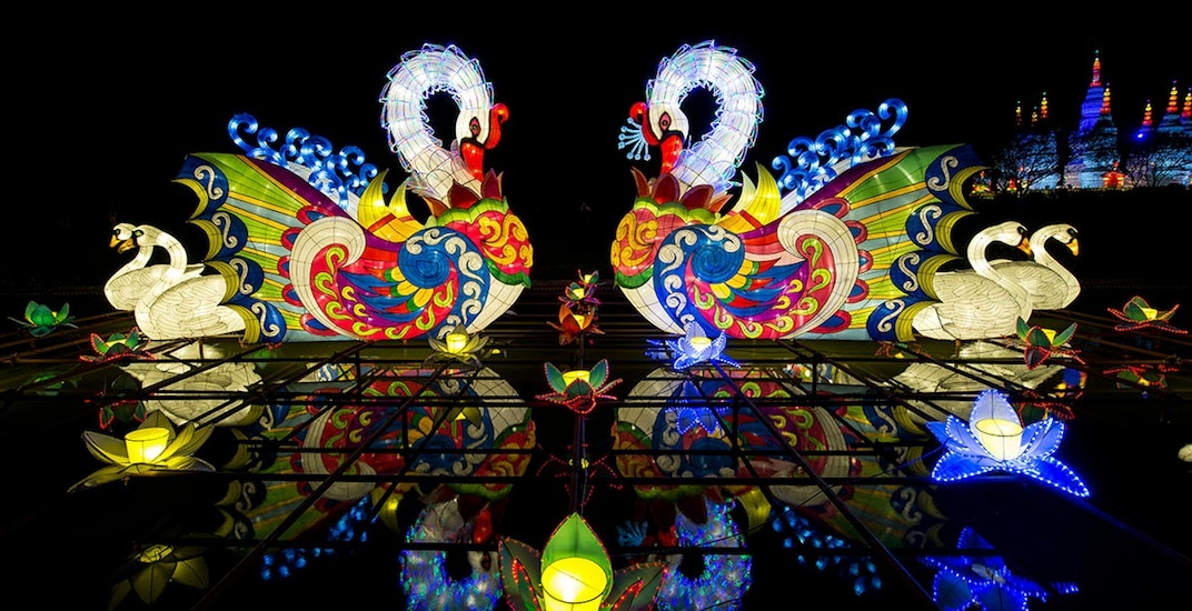 Canada's largest Chinese Lantern Festival coming to Vancouver this winter
