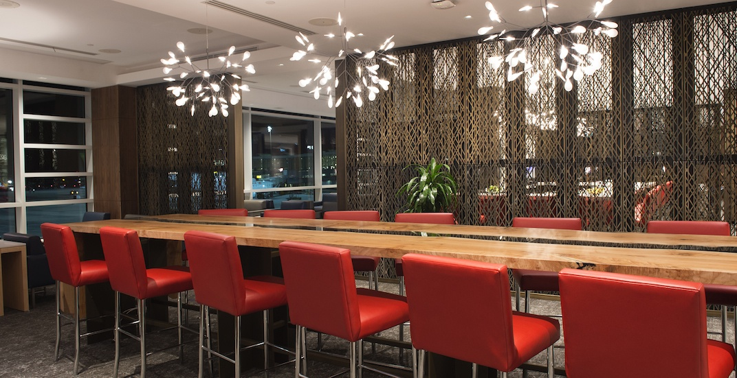 Air Canada opens new Maple Leaf Lounge at Vancouver International Airport (PHOTOS)