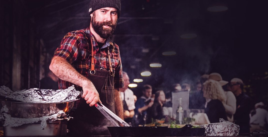 Channel your inner lumberjack at this AYCE BBQ event in Toronto next month