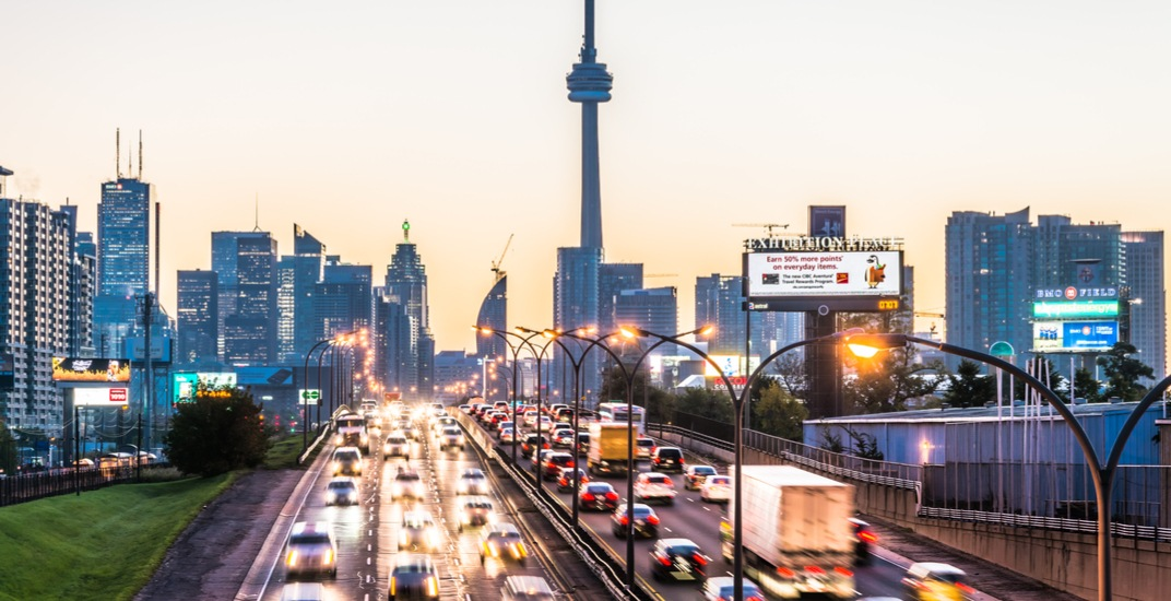 Traffic survey ranks Toronto as 14th best city in the world to drive in