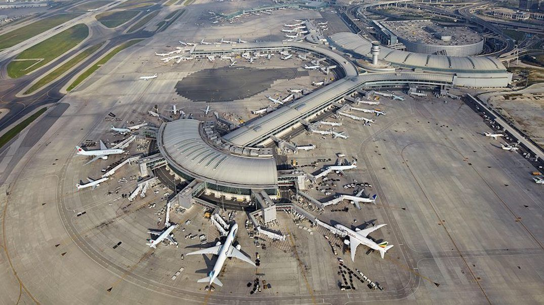 Toronto's Pearson Airport ranked 5th most connected in the world