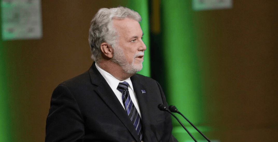 Premier Philippe Couillard takes tough stance after Bombardier ruling