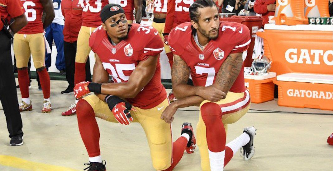 New policy requires NFL players 'stand and show respect' during national anthem